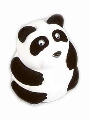 Darčeková krabička semiš - panda