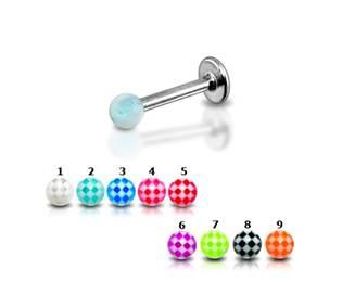 Labreta kulička akrylát