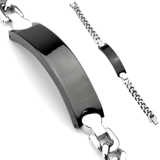 Pánský ocelový náramek OPA1132