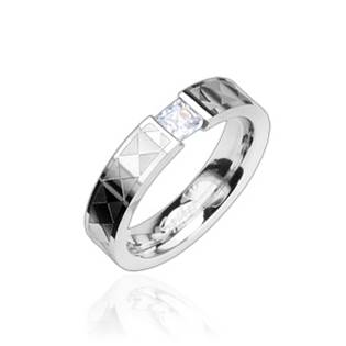 Zásnubný prsteň chirurgická oceľ OPR1315
