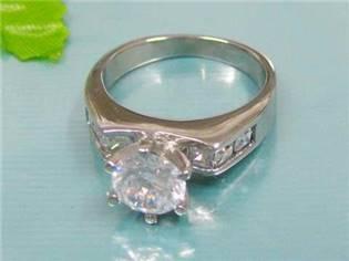 Zásnubný prsteň chirurgická oceľ OPR1245