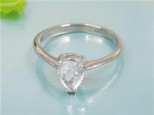 Zásnubný prsteň chirurgická oceľ OPR1254