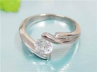 Zásnubný prsteň chirurgická oceľ OPR1263