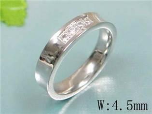Zásnubný prsteň chirurgická oceľ OPR1269