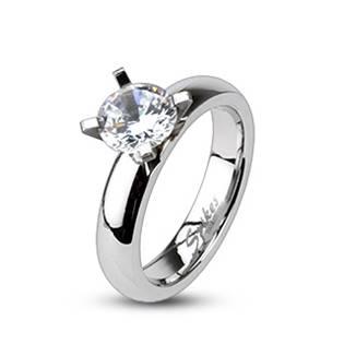 Oceľový prsteň, veľ. 58