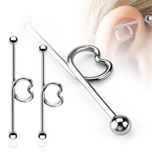 Priemyselný piercing