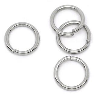 Komponenty - oceľový krúžok 1,6x13 mm