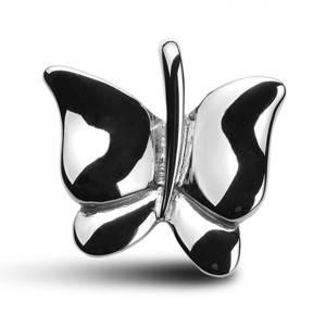 Ocelový přívěšek - motýl