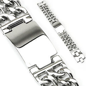 Pánský ocelový náramek OPA1198