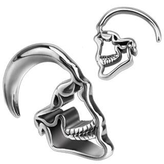 Rozťahovák do ucha - lebka