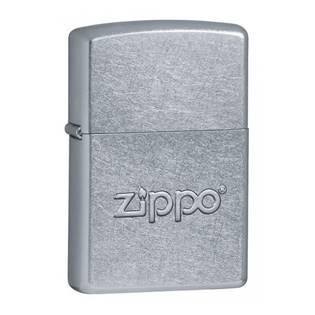 ZIPPO zapalovač Street Chrome logo