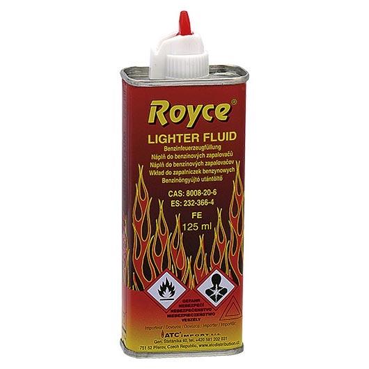 Benzín do zapaľovača Royce
