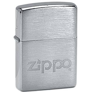 ZIPPO Insignia - benzínový zapalovač broušený