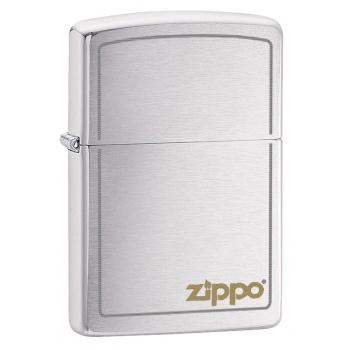 ZIPPO Clasic - benzínový zapalovač broušený 21808