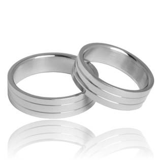 Snubní prsten ocel OPR1422