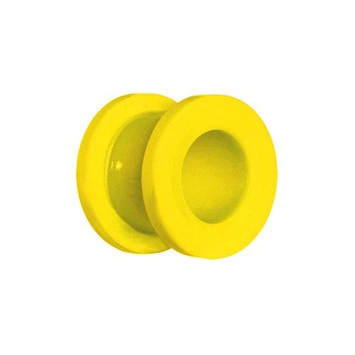 Žltý akylátový tunel skrutkovacie
