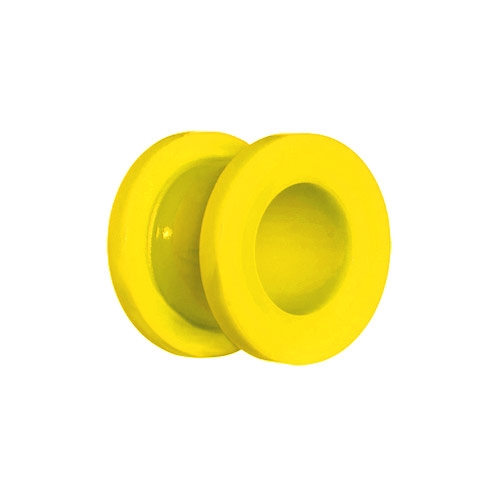 Žlutý akylátový tunel šroubovací