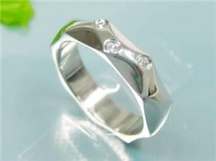 Oceľový prsteň OPR1181 veľ. 55