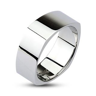 OPR1300 Pánský snubní prsten šíře 8 mm