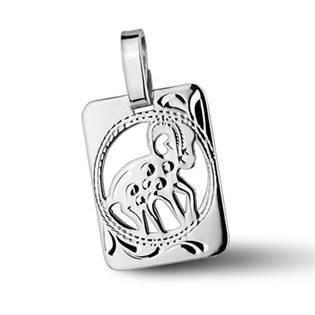 Šperky4U Stříbrný přívěšek znamení BERAN - ZB51255-4