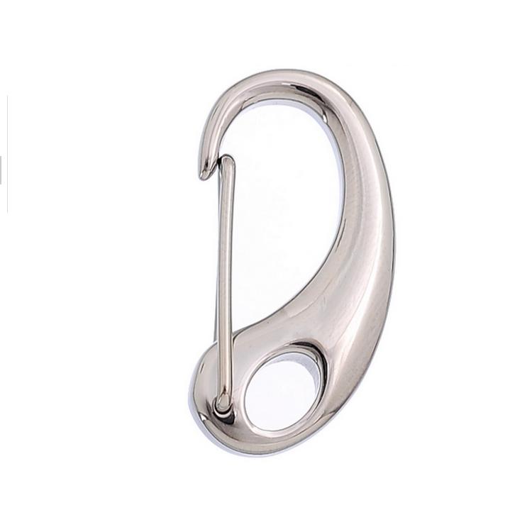 Komponenty - zapínanie - karabína oceľová 20 mm