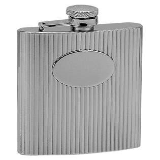 Ocelová kapesní lahev - placatka 180ml 97031