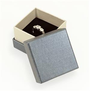 Darčeková krabička na prsteň