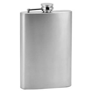 Ocelová kapesní lahev - placatka 285ml