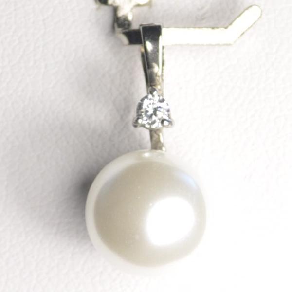 Strieborný prívesok perlička so zirkónom