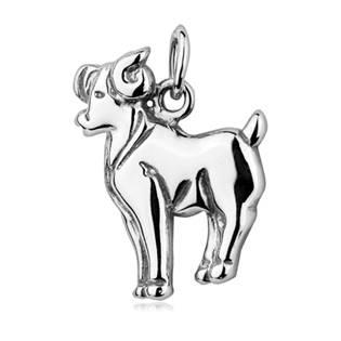 Šperky4U Stříbrný přívěšek znamení BERAN - CS3001-4