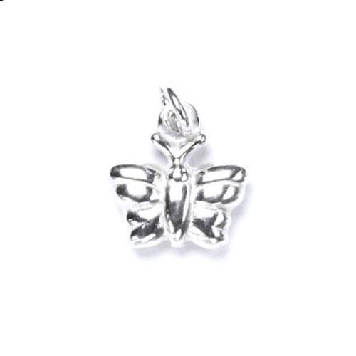 Stříbrný přívěšek - motýlek