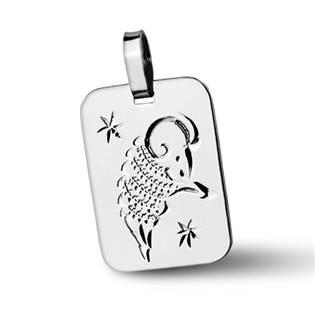 Stříbrný přívěšek znamení BERAN