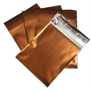 Darčekový sáčok medený matný 60 x 70 mm