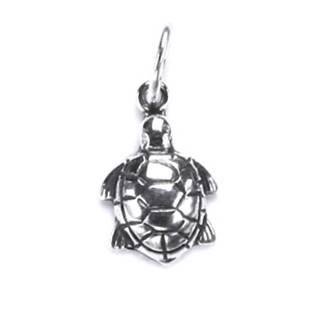 Stříbrný přívěšek - želvička