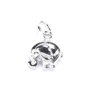 Stříbrný přívěšek - sloník