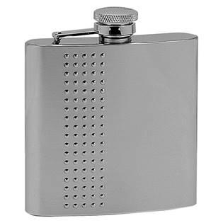 Ocelová kapesní lahev - placatka 180ml 97032