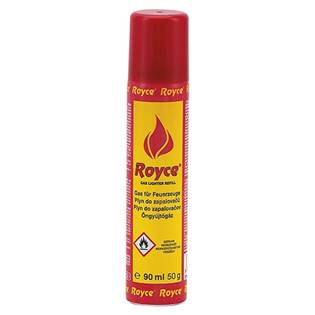 Plyn do zapalovače Royce 90ml