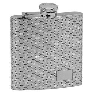 Ocelová kapesní lahev - placatka 180ml 97024