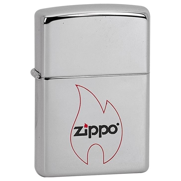 ZIPPO Zippo in Flame LC - benzínový zapalovač 22728