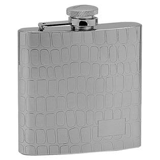 Ocelová kapesní lahev - placatka 180ml 97029