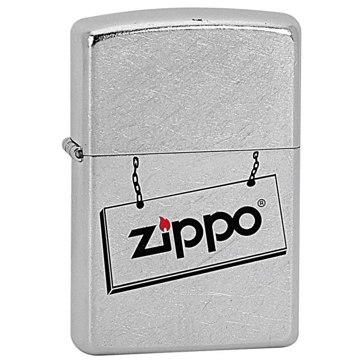 ZIPPO Sign - benzínový zapalovač 25273