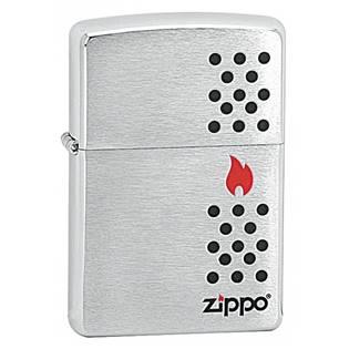 ZIPPO Chimney - benzínový zapalovač  broušený