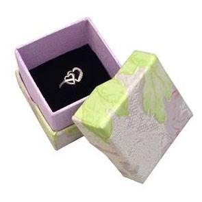 Dárková krabička na prsten