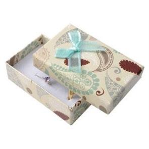 Darčeková krabička na súpravu šperkov malá