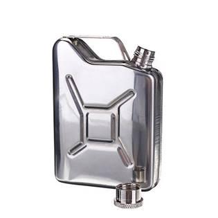 Ocelová placatka - kanystr 150ml