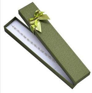 Vianočná darčeková krabička na náramok
