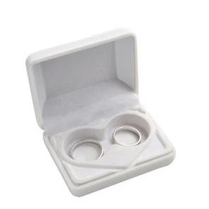 Luxusná darčeková krabička na snubný prsteňe