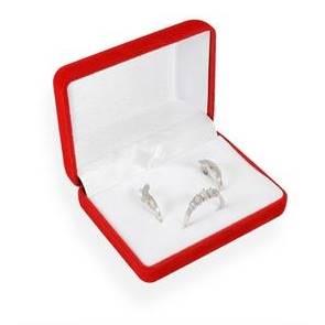 Luxusní dárková krabička na soupravu šperků