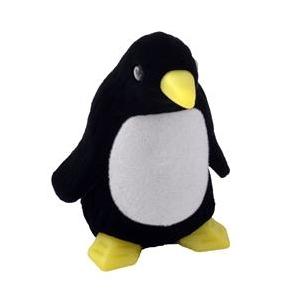 Darčeková krabička semiš - tučniak