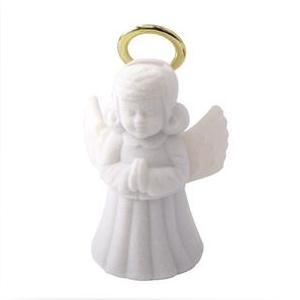 Semišová darčeková krabička - anjelik